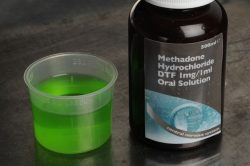 Methadone dosage