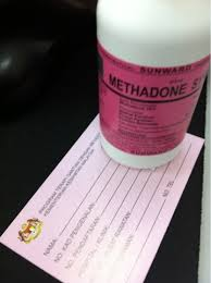 methadone prescription