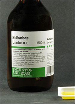 methadone administration
